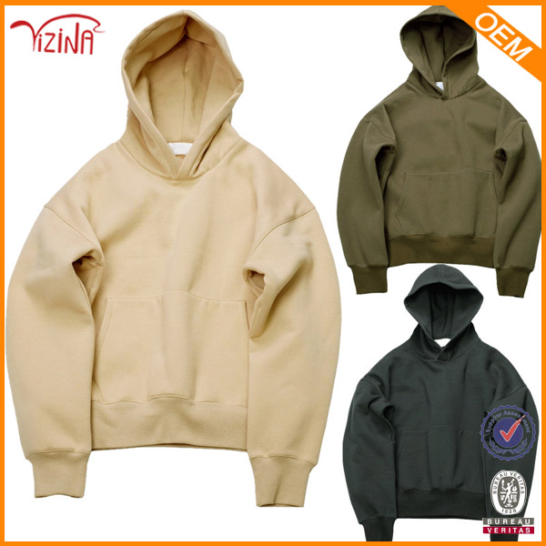Good quality hip hop clothing with fleece, hip hop hoodies men