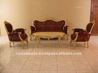 Sofa Chair-French Furniture Indonesia