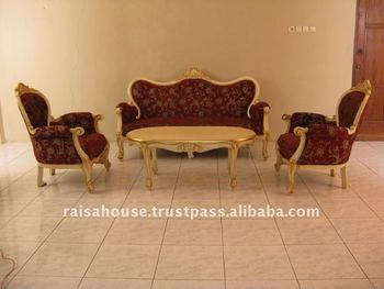 Sofa chair french furniture indonesia buy sofa furniture home furniture living room sofa Uni home furniture indonesia