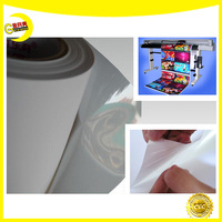 120g Self-Adhesive Eco PP Sticker PVC Paper Roll