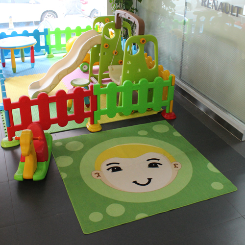 Baby Cushioned Play Mat