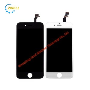 China OEM LCD screen supplier for iphone 6 lcd, 4.7 inch original assembly with capacitive touch screen panel for iphone 6 lcd