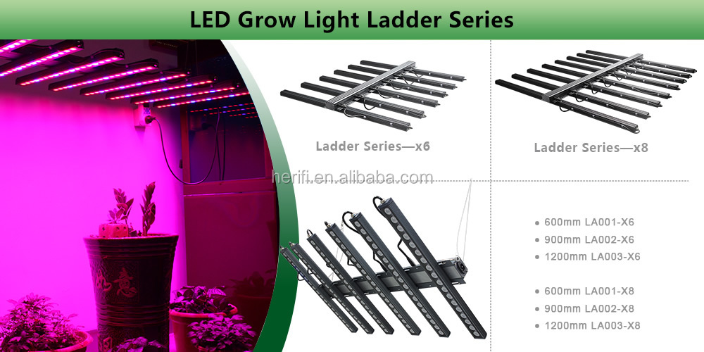 LED Grow Light SPYDR IP65 Waterproof LED Grow Light Meanwell Driver Offered Grow LED Lighting Kits