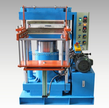 Rubber Hydraulic curing press wristband making machine / silicone products
