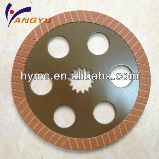 Paper friction plate for John Deere tractors