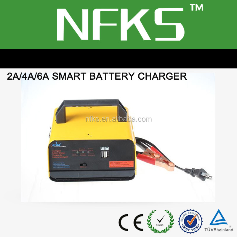 Benz battery!12 volt battery charger 2A car lead acid battery charger