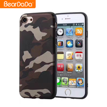 Good Quality camouflage phone cases for iphone 7 plus