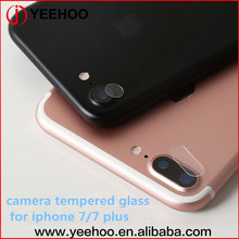 high quality Tempered Glass camera lens Screen Protector for iphone 7 & 7 plus ,for iphone 7 camera tempered glass