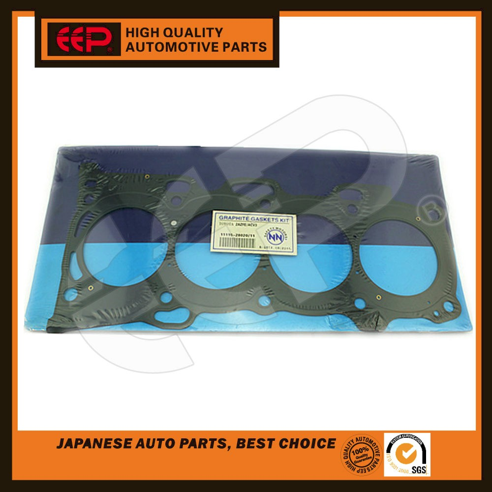 EEP Car Parts Cylinder Head Gasket for TOYOTA anvensis 1AZFE 11115-28020