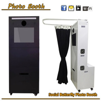 OEM Sticker Photo Booth For Passport Photo Booth Printing Mahcine Made In China