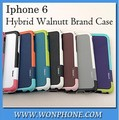 Hybrid Walnutt Brand Case for phone 6 case Fashion Korea Style Soft Back Cover for I-Phone 6 cases