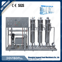 On the sea sand resins and activated carbon water treatment equipment