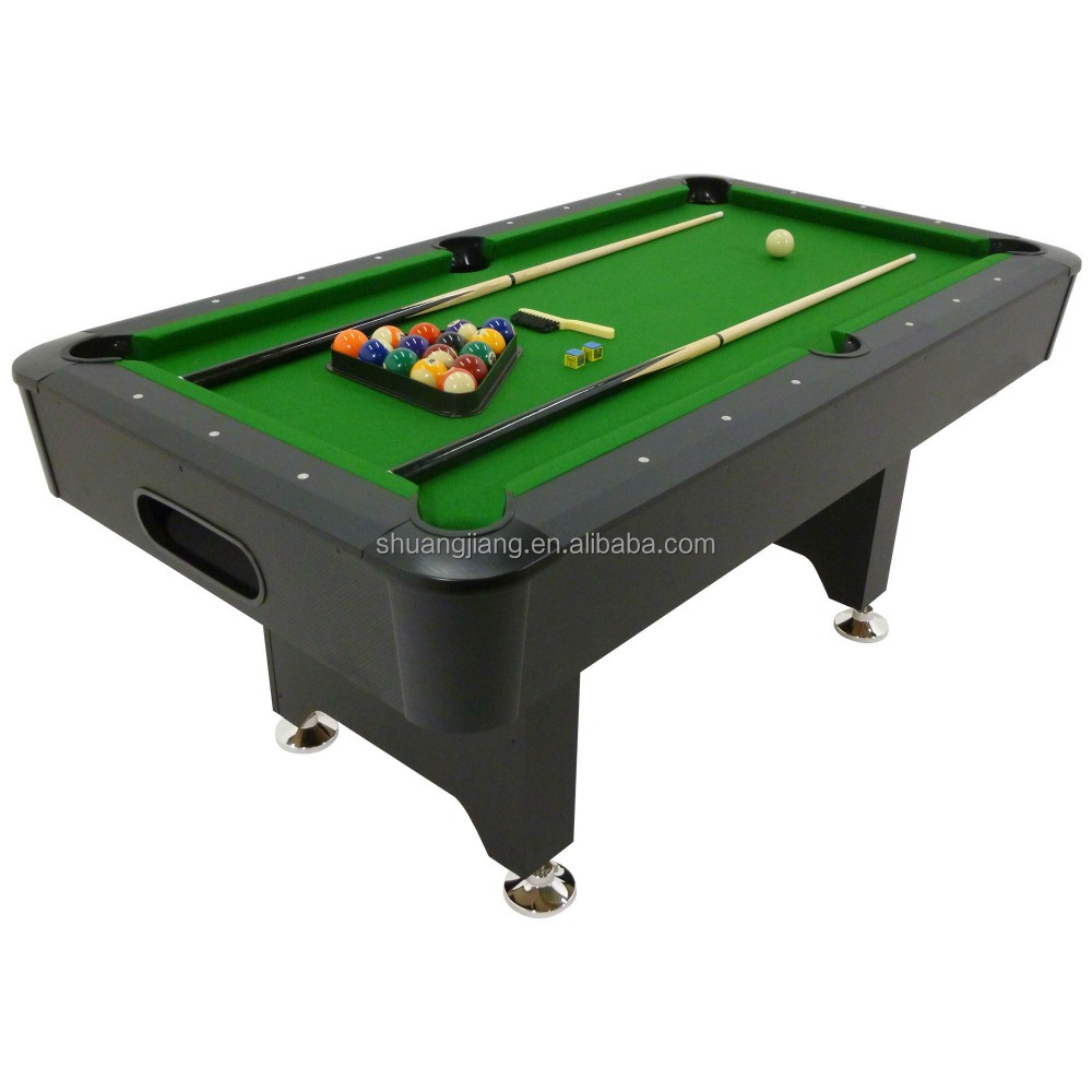 list of snooker table price