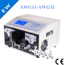 Hot selling automatic Flat wire cable cutting and stripping machine wire stripping machine