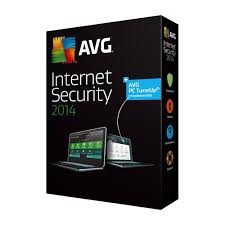 AVG Internet Security Antivirus 3 Years- 5 PC - 5 users Activation code
