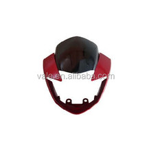 China factory motorcycle spare parts used for BAJAJ TVS lampshade