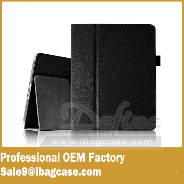 Professional OEM High quality New style leather tablet case for ipad