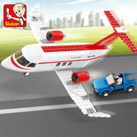 Plastic toy plane educational toys for kids