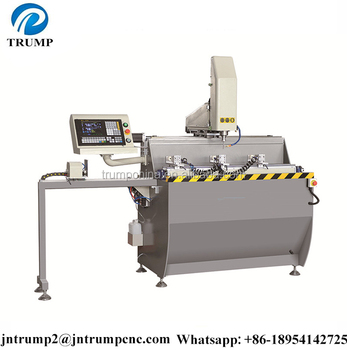 CNC milling router for aluminium window door making industry