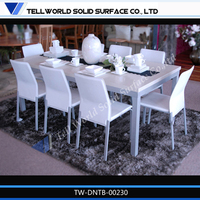 Factory supply KFC dinning tables furniture
