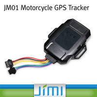JM01_JIMI Newest Rough GPS Tracker Fleet Management Vehicle Mileage Tracking Device For Cars, Motorcycles, E-bikes