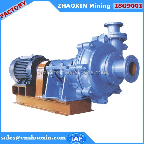 Gold Mining Horizontal Centrifugal sand pump , slurry pump