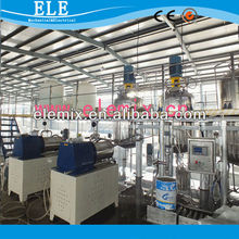 water/solvent based paint machine/paint mixing machinery