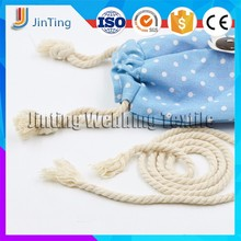 3mm polypropylene packing braided rope braided cotton rope