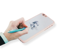 draw your own design tpu cell phone case graffiti mobile phone case