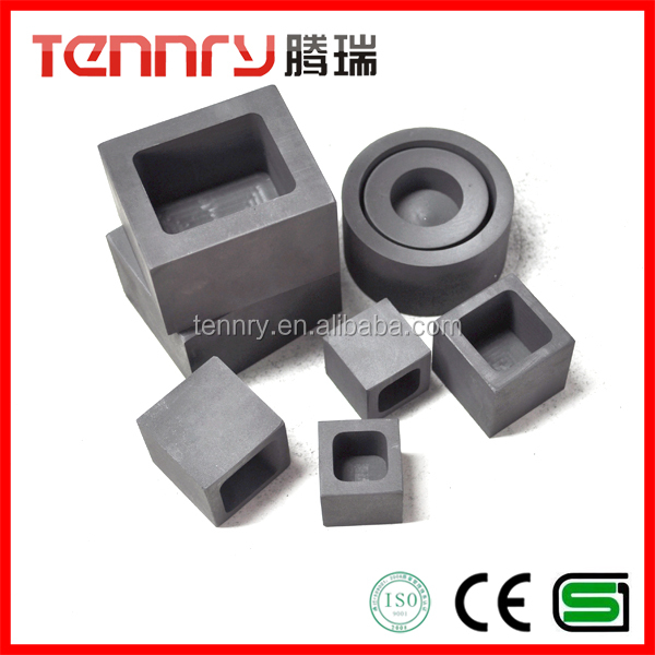 Custom High Pure Graphite Mold For Casting