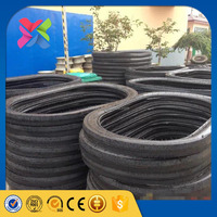 China factory bumper car spare parts bumper car tire for sale