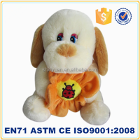 Wholesale stuffed animals soft plush dog toy names for pet dogs