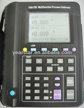 Frequency Process Calibrator similar to FLUKE-725