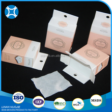 Hot Selling New Sample non-woven cotton facial pads