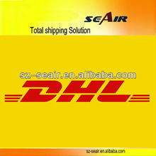 2013 New discount DHL express Dropshipper from Hongkong to USA