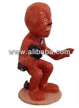 Caganer Chewbacca