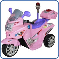 Ride On Plastic Toy Electric Motorbikes For Kids