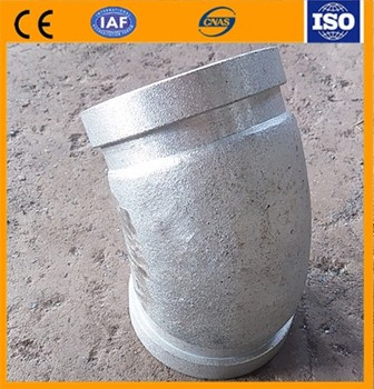 Top Selling Concrete Pump Pipe Elbow