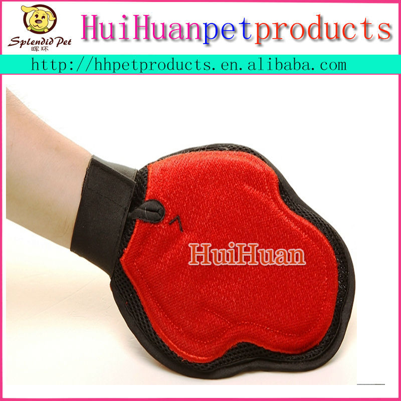Best quality durable dog Bath gloves,dog grooming