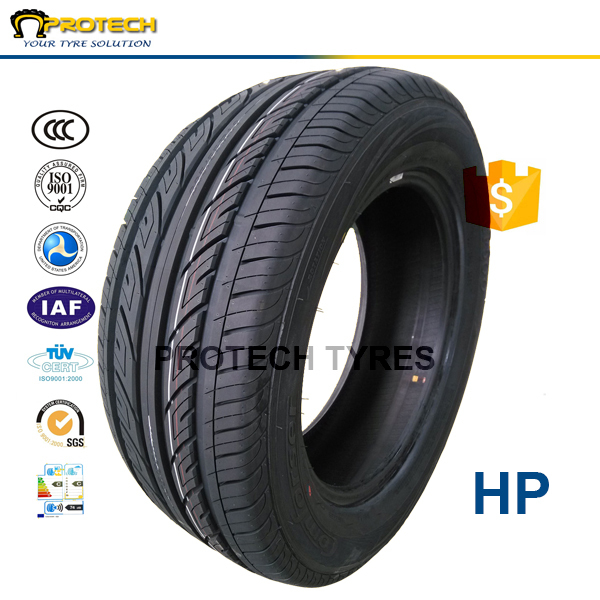 chinese famous brand new radial passenger car tyre with certificate dot ece iso r13 r14 r15 r16 r17