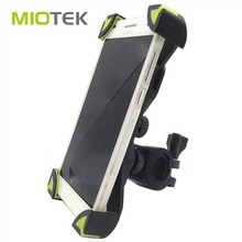 Bike accessory 360 degree adjustable motorcycle universal flexible bicycle cell phone holder mobile phone mount bike