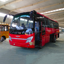 6930 Shaolin New Bus Model with Front Engine for Sale