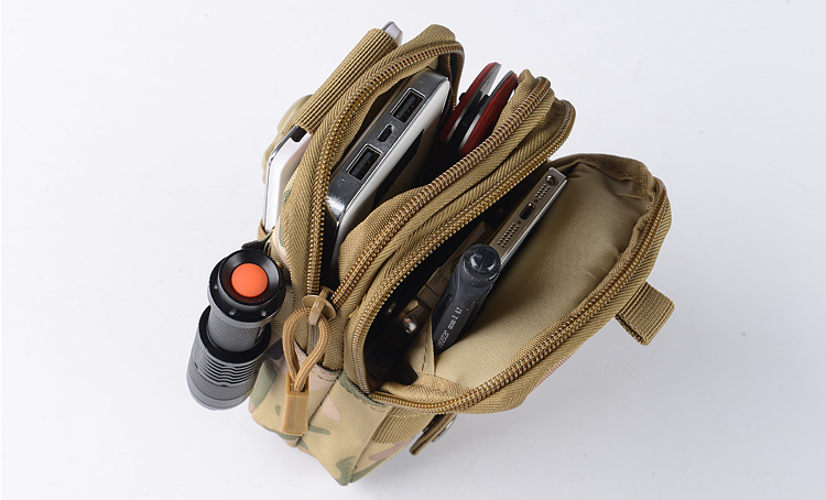 30% off 2018 Military Sports Outdoor durable Waist Bag / hip bag