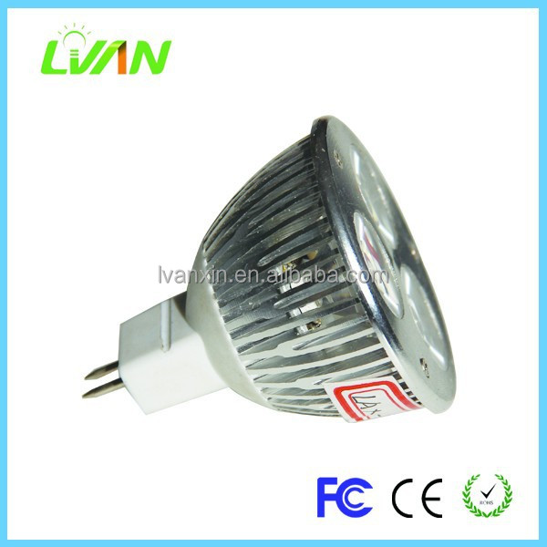 5w dimmable led bulb mr16