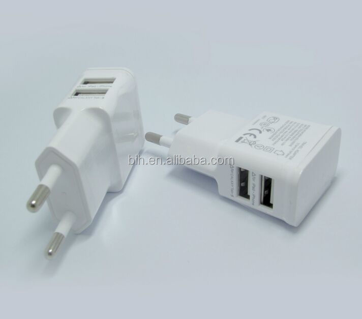 OEM Adaptive Fast Charging USB Wall Charger Power Adapter Cell Phone Travel Chargers for Samsung