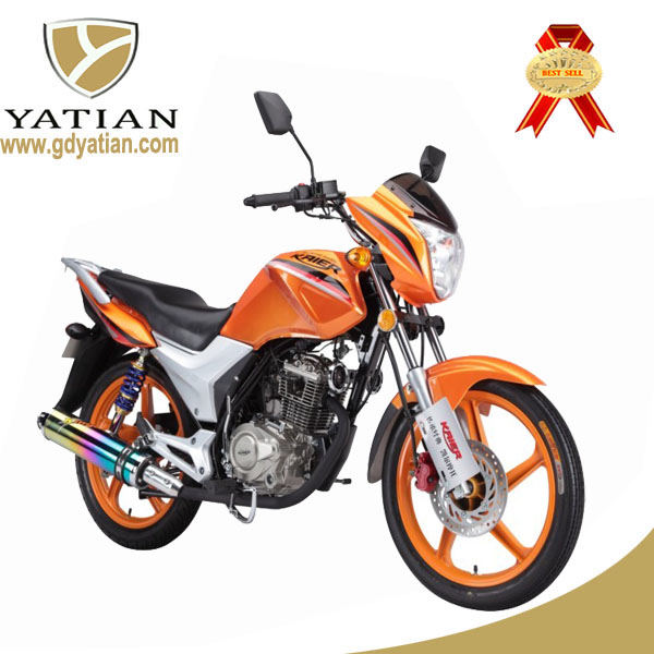Competitive price china brand 150cc street bike motorcycle
