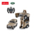 Rastar kids fighting robot toy land rover deformation robot
