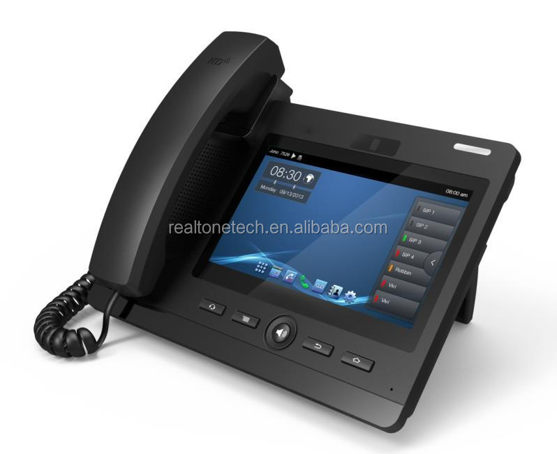 Beautifull IP Video Phone Android 4.2 system