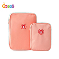 Encai Mini Colorful Pill Organizer Bag Customized First-aid Bag