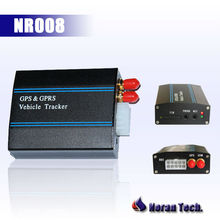 Vehicle/Car GPS Tracker Quad band Cut GPS tracking system cell phone gps tracking software